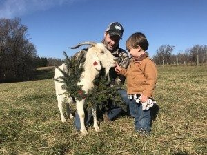 What do Livestock Farmers do in The Winter?
