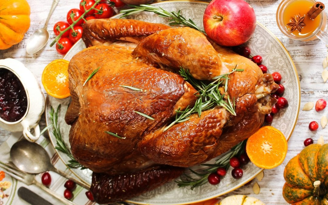 Celebrate Thanksgiving Maryland Style with Local Turkey, Seafood