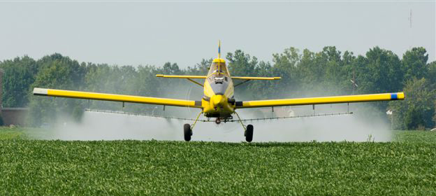 Taking Flight: Crop Dusters Get Maryland Crops Soaring