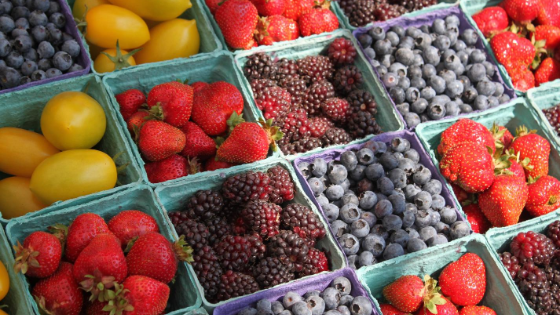 Top Three Reasons to Visit a Farmers Market